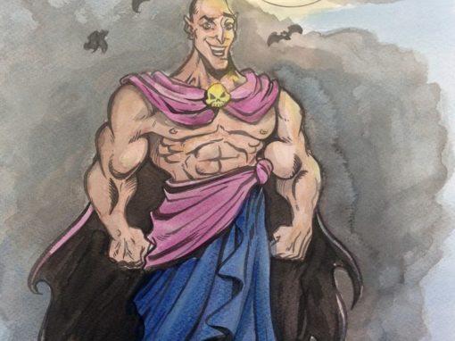Grški bogovi